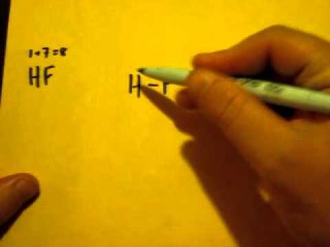 hydrogen fluoride dot diagram lewis    dot       structure    of hf     hydrogen       fluoride     youtube  lewis    dot       structure    of hf     hydrogen       fluoride     youtube