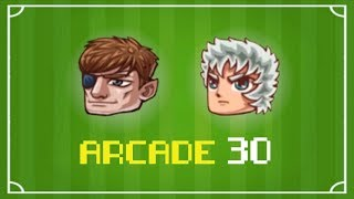 Head Soccer Gameplay | Arcade 30 | IRAN, COSTA RICA