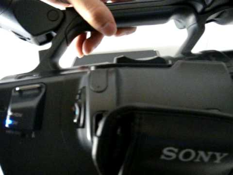 Sony Handycam HDR-FX1 HDV 1080i Camcorder