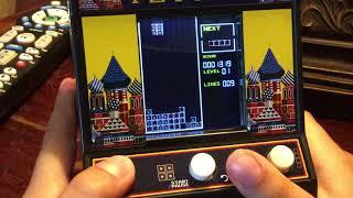 Mini Retro Arcade Machines! (Pac-Man Tetris and Space Invaders!)