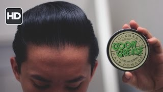 Lockhart's Goon Grease Hair Pomade Review -- My Go-To Heavy
