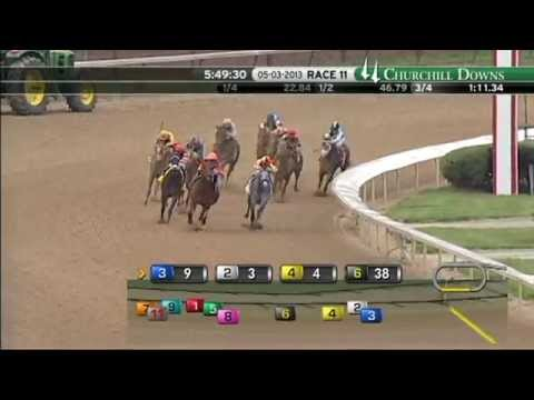 2013 Longines Kentucky Oaks
