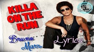 Watch Bruno Mars Killa On The Run video