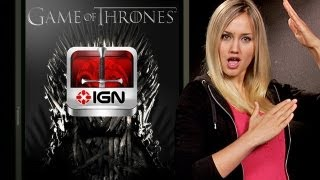 New Smash Bros. & A Game of Thrones App! - IGN Daily Fix 04.26.12