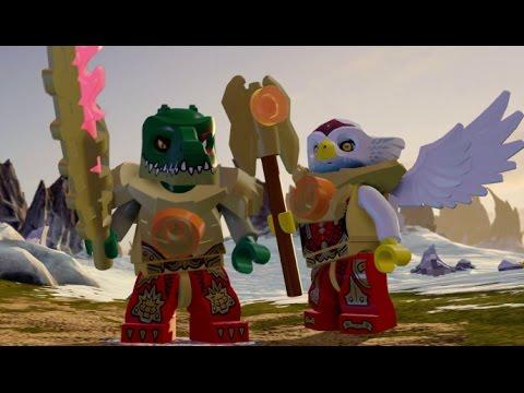 LEGO Dimensions - Chima Open World Free Roam (Legends of Chima Adventure World)