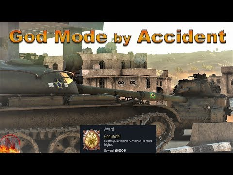 WT || God Mode By Accident thumbnail