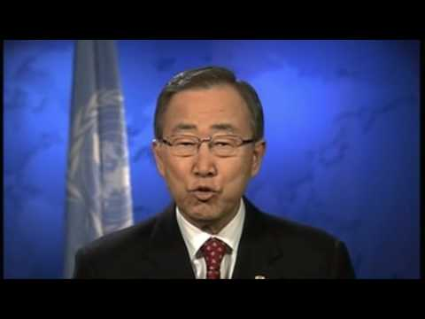 Frost over the World - Ban Ki-moon - 30 Jan 09
