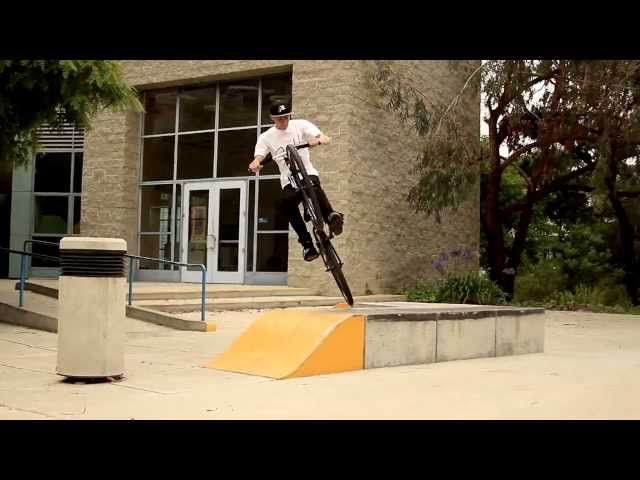 Rory Mcdermott Fixed Gear Tricks 2013