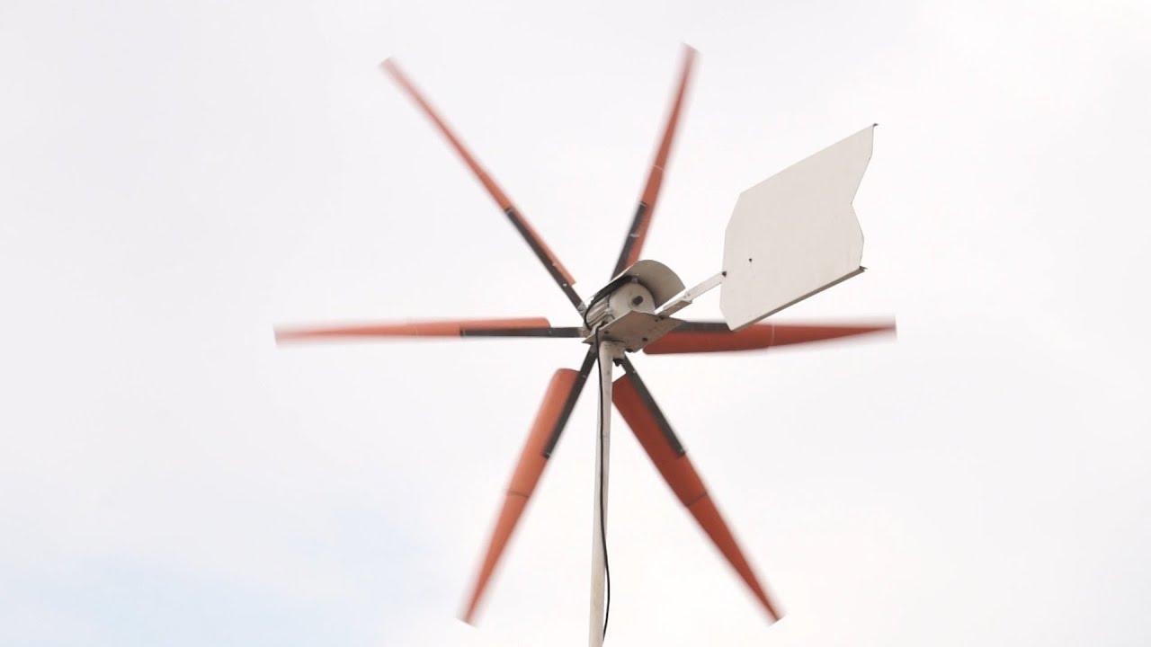 Ветрогенераторы своими руками из кулера