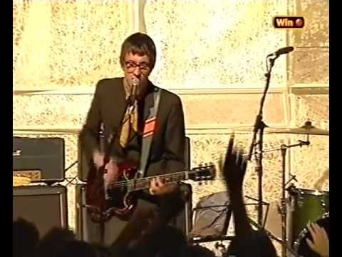 Graham Coxon - Freakin' Out - Live - Tim Lovejoy