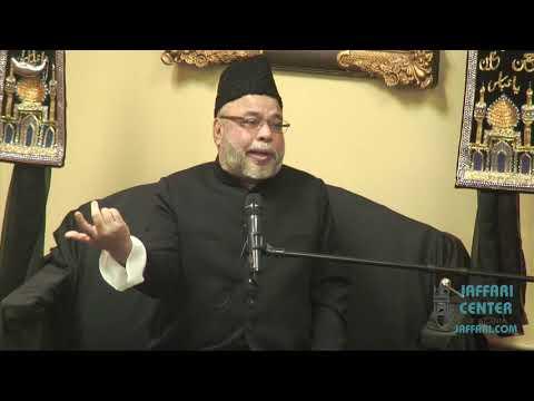 11th Muharram 2019/1441 Maulana Sadiq Hasan Majlis
