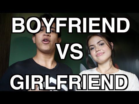 Boyfriend VS Girlfriend - IMPERSONATIONS