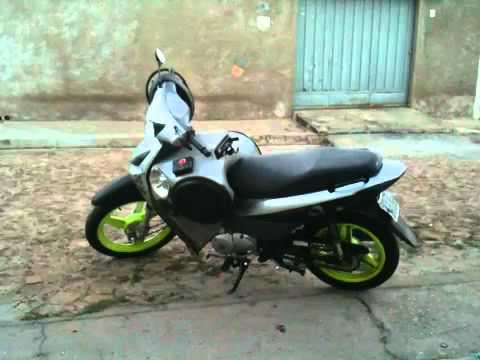 Som de Moto Moto Biz Com Som