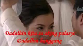 Wedding Scene of Walang Hanggan- Dadalhin by: Bryan Termulo