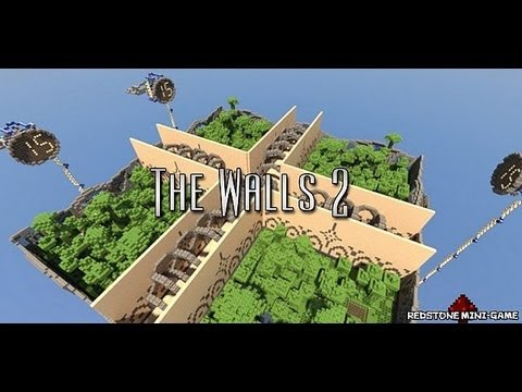 Minecraft: The Walls 2 (PvP Servers)