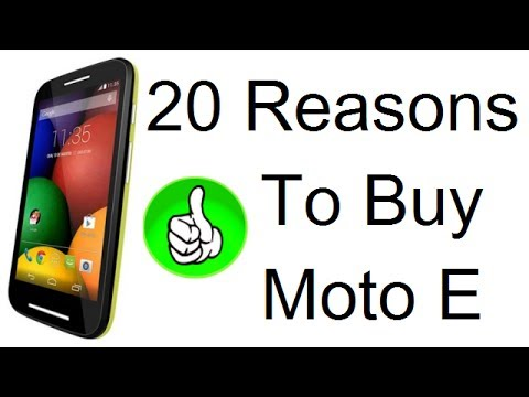 Moto E Review- 20 Reasons To Buy #MotoE