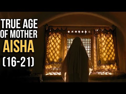 Actual Age of AISHA (ra) - Part 2 of 2