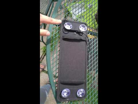 Ohahu solar powered car battery charger