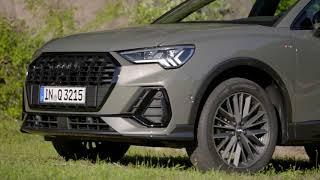 2019 Audi Q3 in Chronos Grey