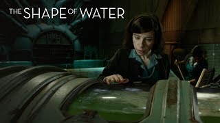THE SHAPE OF WATER   The Princess Without A Voice   FOX Searchlight