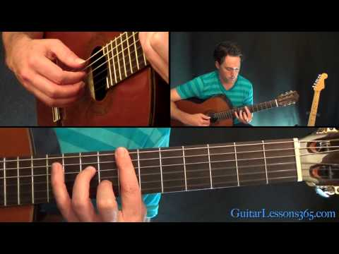 Fragile Guitar Lesson - Chords - Sting