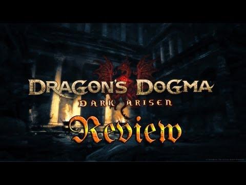DRAGONS DOGMA DARK ARISEN REVIEW PLUS DLC/ENDING! HD