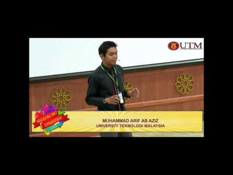 Malaysia 3MT Muhammad Arif Ab Aziz