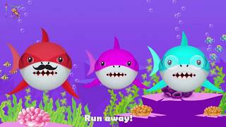 CUTE baby shark song  | sing and dance for kids