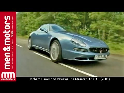 Richard Hammond Reviews The Maserati 3200 GT (2001)
