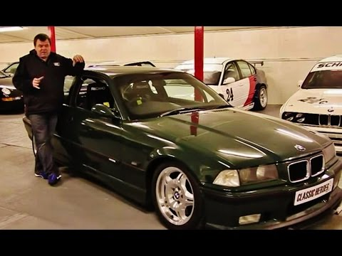 BMW M3 GT (E36) Review