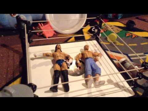 wwe John Cena vs  CM punk