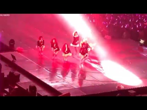 Fancam 60fps 20160131 You Think - Girls' Generation 4th Tour Phantasia in Bangkok