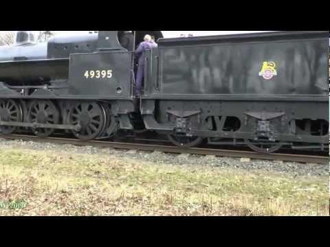 EAST LANCASHIRE RAILWAY   Steam Weekend  23rd Feb 2013