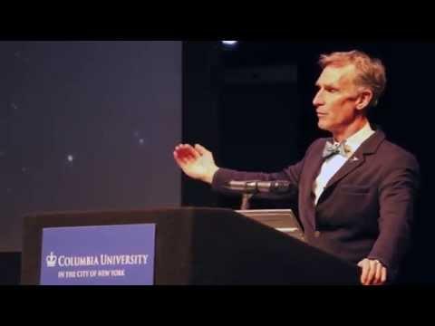 Next Generation Nuclear Power: keynote by Bill Nye