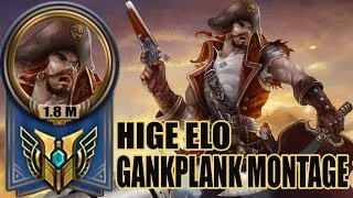 Gangplank Montage - Best Gangplank Plays | League Of Legends