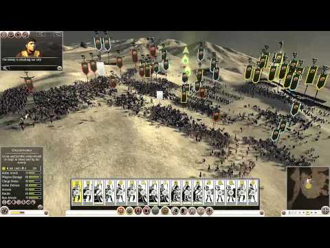 Total War Rome 2 - Nvidia GTX 770 - Ultra / Extreme Settings at 1080p
