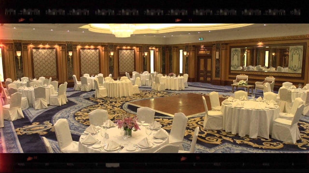 Weddings At Le Meridien Amman Youtube