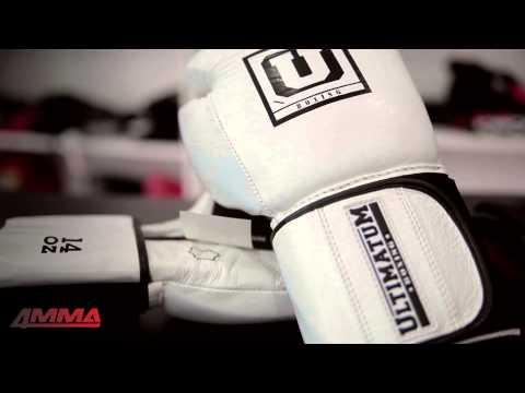 Фото:Боксерские перчатки Ultimatum тренировочные Gen3Pro Black