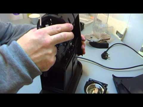 Reparar nespresso krups pierde agua