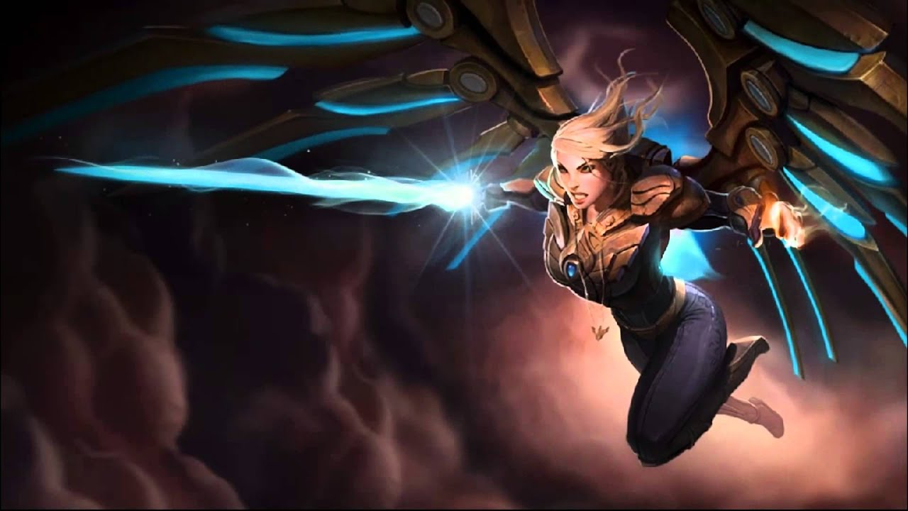 kayles wings are now - photo #22