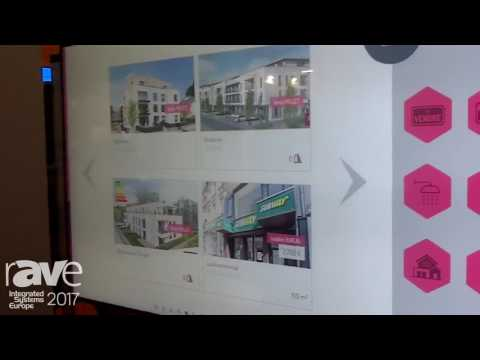 ISE 2017: AIRxTOUCH Launches Product to Turn Windowfront into Interactive Display