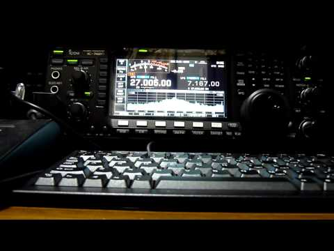 ICOM IC-7600 11mTX