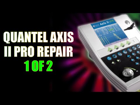 Quantel Axis II Pro Repair 1 of 2
