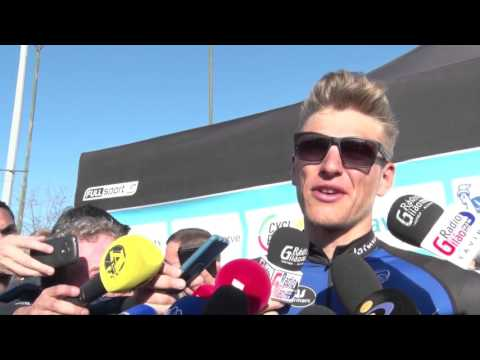 Marcel Kittel - postrace interview - 4th stage - Tour of Algarve / Volta ao Algarve 2016