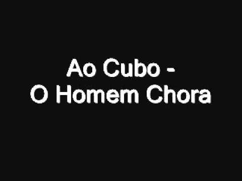 Ao Cubo   O Homem Chora Www Yaaya Mobi video