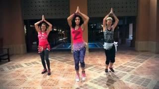 Clases de Zumba fitness con Danyela HABIBI LOVE Shaggy feat Mohombi Faydee and Costi