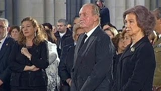 Spain remembers victims of the Madrid bombings ten years on