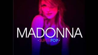 Watch Madonna Super Pop video