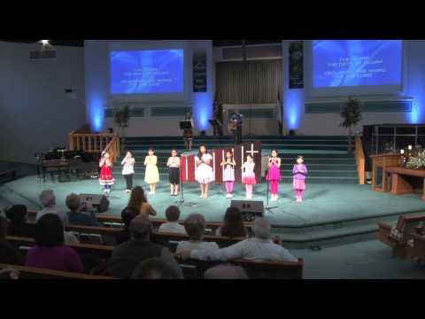Days of Elijah and Nepali Children's Song Eesu Cha Kasto Kumar Bhai - Bible Baptist, PA