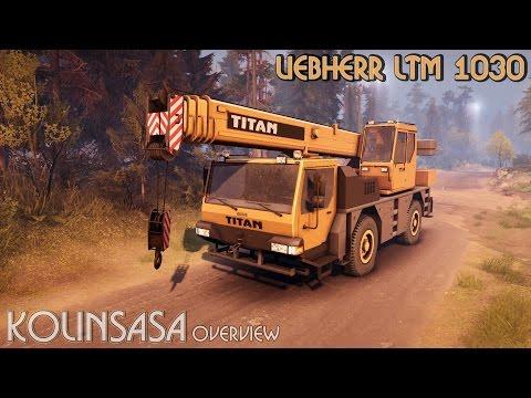 Liebherr LTM 1030 [08.11.15]